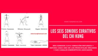 Los seis sonidos curativos del chi kung