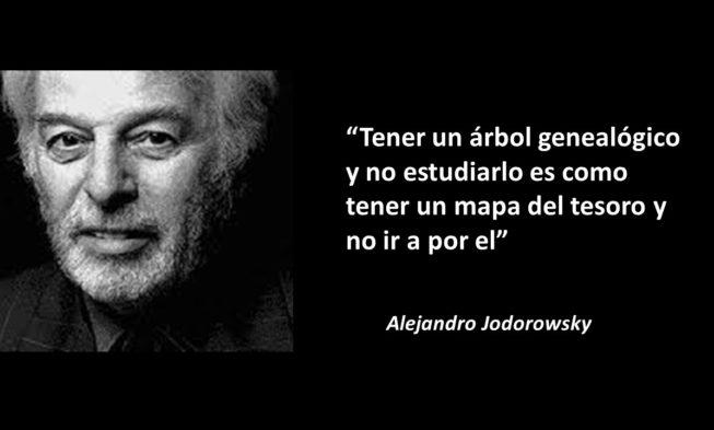 """Alejandro Jodorowsky: """"El Daño se Transmite de Generación en Generación"""" -  Tere Rocha"""